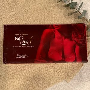 Other - Body wear Nu Bra self adhesive, invisible bra